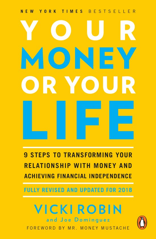 De beste boeken over beleggen: Your Money or Your Life